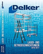 Delker--Storage and operating facilities