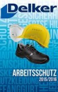 Delker--Catalog echipamente de lucru / protectie