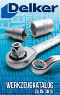 Delker--Tool catalog